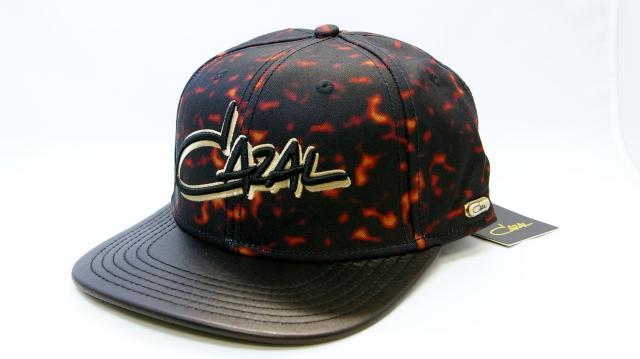 CAZAL CAP(カザール キャップ)カラー黒  メイン画像