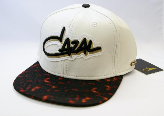 CAZAL CAP(カザール キャップ)カラー白 メイン画像