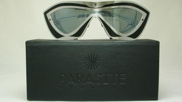 PARASITE(パラサイト)サングラス HERO Y 受注生産限定モデル P-148T ケース付き画像2