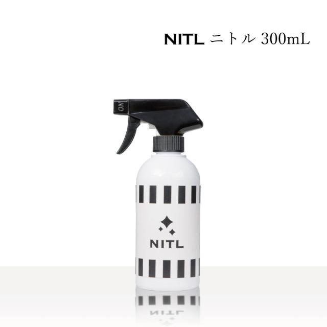 NITL ニトル 300ml 臭い・ウィルス・菌を99.9%除去