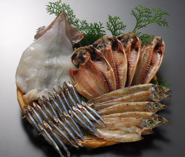 駿河湾地魚味見セット