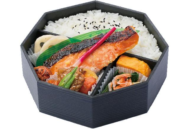 銀鮭西京焼弁当