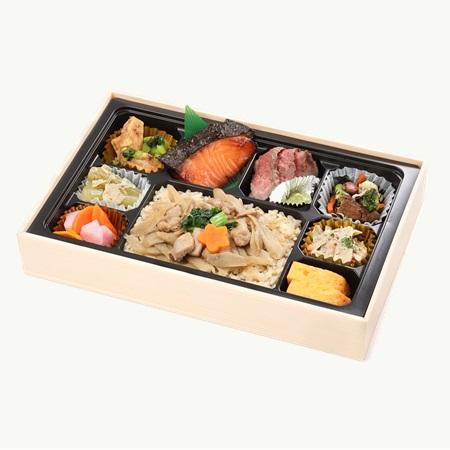 【冬季限定】季節の炊き込みご飯の贅沢御膳