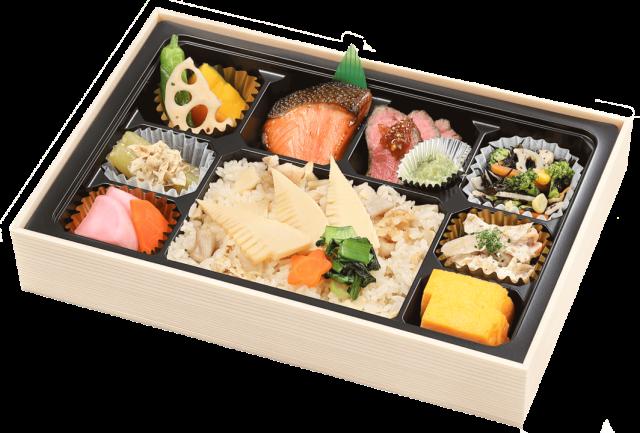 【春季限定】季節の炊込みご飯の贅沢御膳