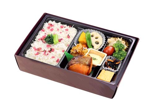 【夏季限定】季節の炊込みご飯の幕の内弁当