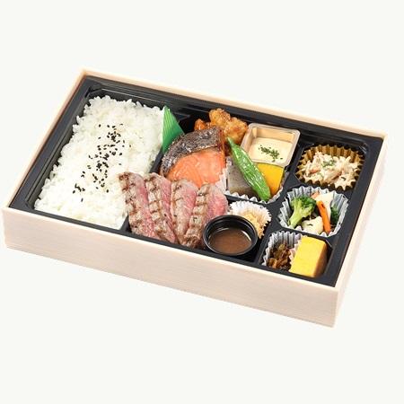 【新発売!】黒牛のステーキと銀王西京焼贅沢御膳 極み