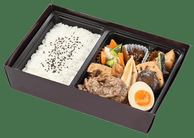 北海道産黒牛 すき焼き弁当