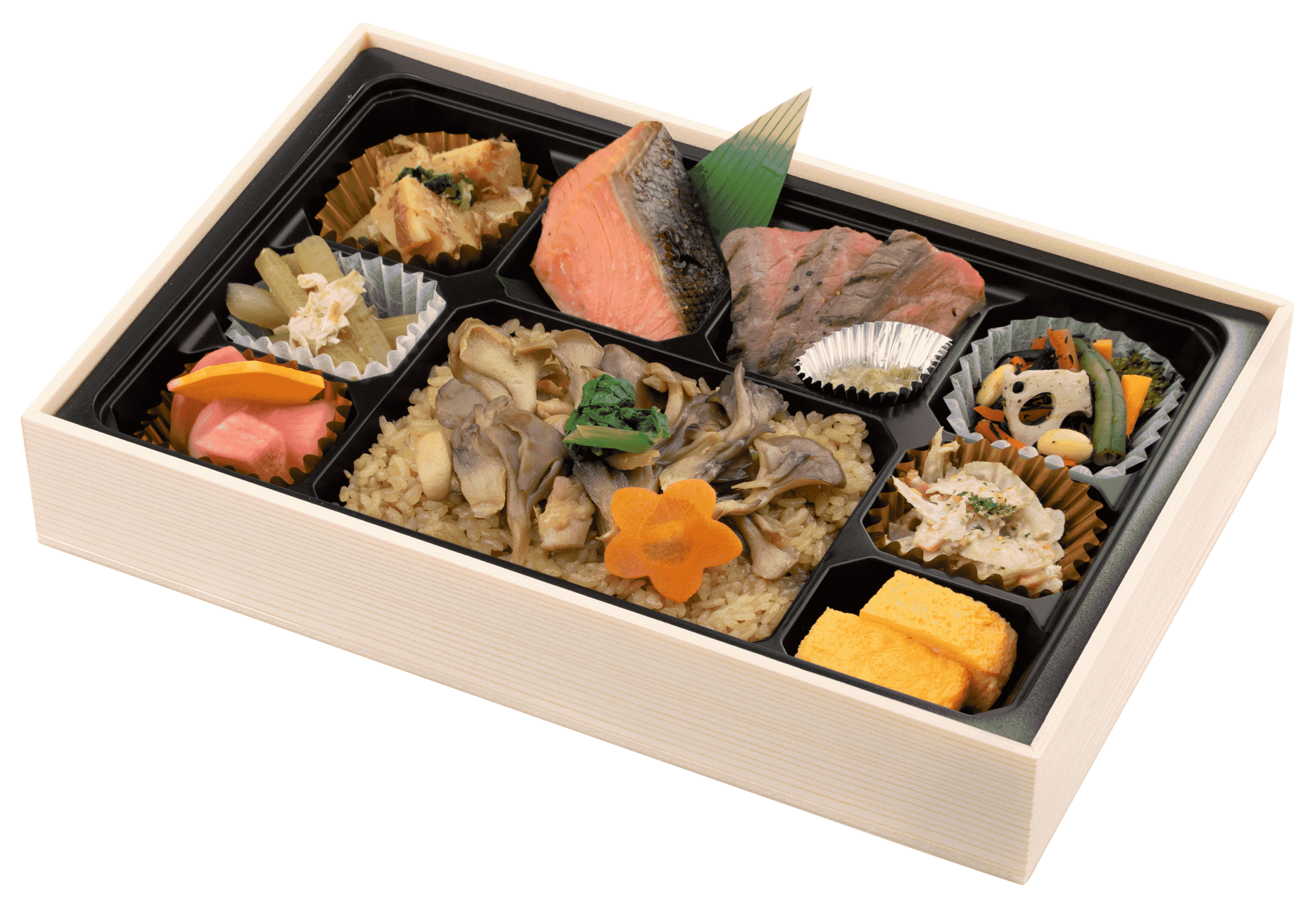 季節の炊き込みご飯の贅沢御膳
