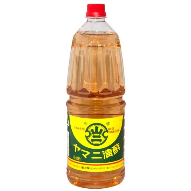 山二の清酢 1.8L