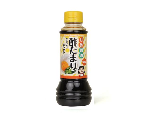 酢だまり醤油