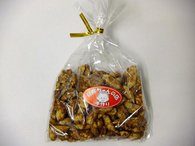 【ばばちゃんの店】 ばばちゃんの豆な手作り・ピーナッツ黒糖