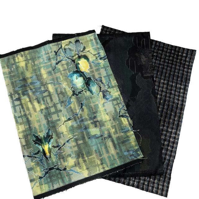 大島紬のハギレセット(大)