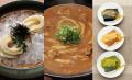 【N-1801】【和(なごみ)】純生つけつゆ、純生カレー、わらび餅の詰め合わせ [4人前]