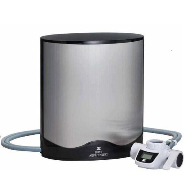 ゼンケン温水対応浄水器 スーパーアクアセンチュリー MFH-221 据置型浄水器