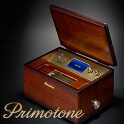 世界初40弁自動演奏オルゴール「プリモトーン/PRIMOTONE」