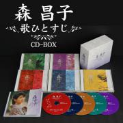 森昌子 CD5枚組BOX 歌ひとすじ 全90曲