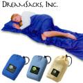 シルクの寝袋 シルクドリームザック 防災グッズ 簡易シュラフ