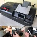 電動式水研機 卓上刃物研ぎ器 E-5200 グラインダー研磨機 とぎ器