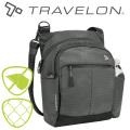 トラベロン・セーフティーアクティブツアーバッグ 43124/海外旅行対応盗難防止ショルダーバッグ