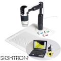 サイトロン USBデジタルマイクロスコープ ナノキャプチャーPRO/SP301 250倍顕微鏡 電子拡大鏡