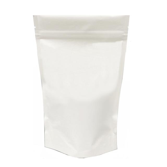 環境対応チャック付きスタンド紙袋