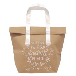 紙製保冷袋ゴンドラタイプ