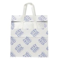 紙製保冷袋口折りタイプ