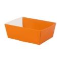 焼き菓子箱カカラーバスケットMオレンジ
