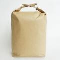 紙バンド付き米袋