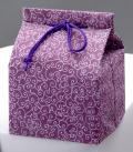 信玄袋 唐草 紫(100枚入)