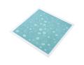 [不織布製風呂敷]しずく ブルー【小】(200枚入)