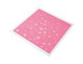 [不織布製風呂敷]しずく ピンク【小】(200枚入)