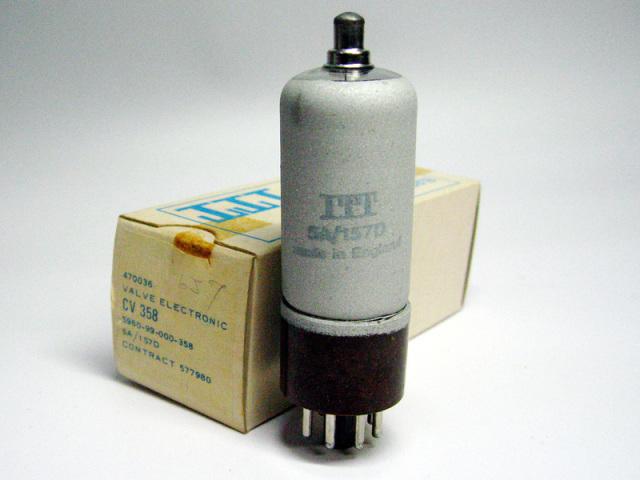ITT CV358 5A/157D
