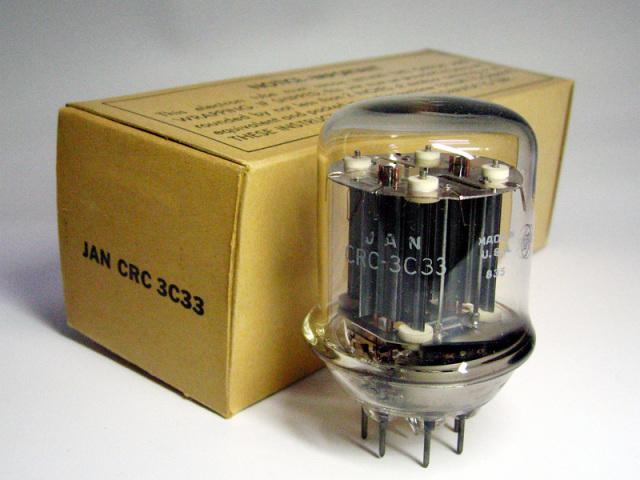 RCA 3C33