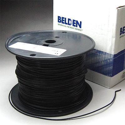 Belden #8522 AWG#18 黒