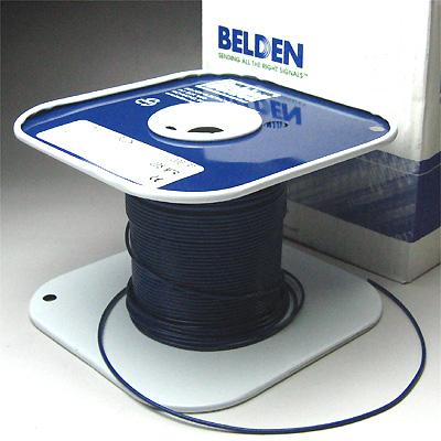 Belden #8522 AWG#18 紺