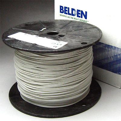 Belden #8522 AWG#18 白