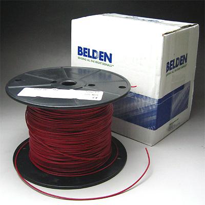 Belden #8523 AWG#20 赤