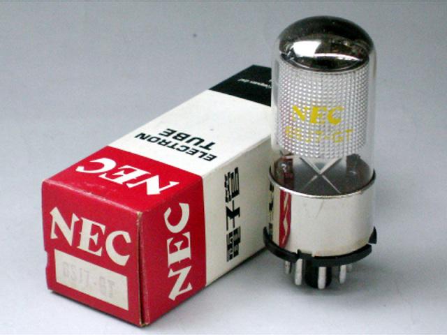 NEC 6SJ7GT