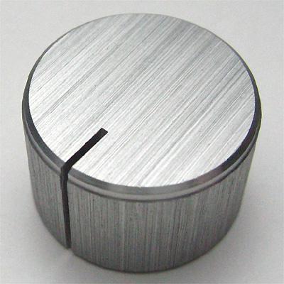 アルミインチノブ 22mm ナチュラル
