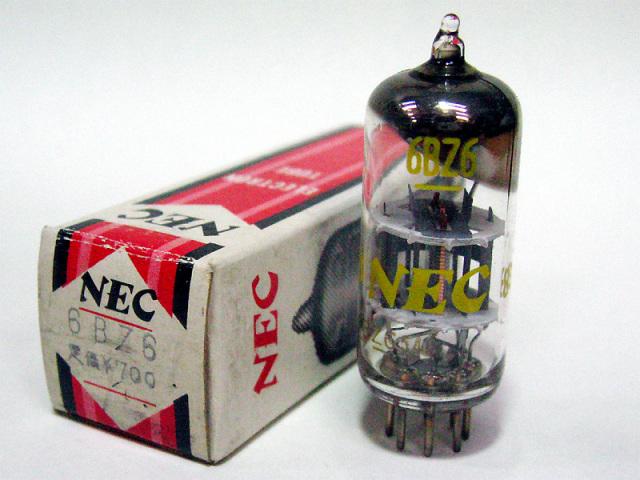 6BZ6 NEC