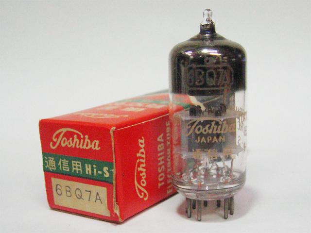6BQ7A 通信用 Hi-S 東芝