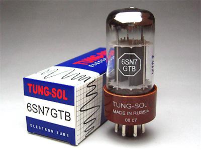 Tung-SOL 6SN7GTB