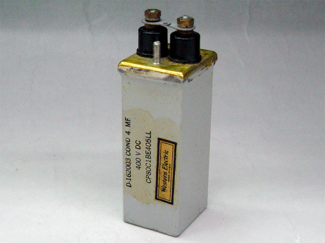 WE D-162003 4μF/400VDC