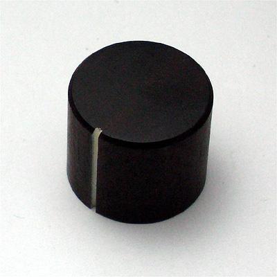 ウッドノブ 黒檀 22mm