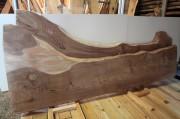 天然木一枚杉板 長さ2700mm×厚さ50mm×幅580~1000mm