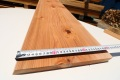 SBF-30 杉板 節有 長さ1950mm×厚さ27~30mm×幅300mm