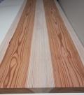 杉板上小節 2枚接ぎ 長さ2m×厚さ30mm×幅350mm