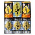 永谷園 松茸風味お吸い物と有明のり詰合せ No.25