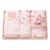和のこころ さくら ガーゼパイルと甘撚りパイルのタオルセット No.30